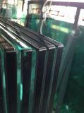 Pavimento de 12mm com vidro e vidro