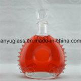 De Fles van het Glas van de Wijn van Xo, de Fles van het Glas van de Alcohol voor Alcoholische drank