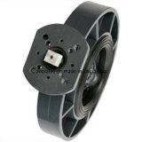 Válvula Borboleta de PVC para calha DIN ANSI norma JIS (nível e a Engrenagem)