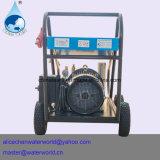 車輪圧力洗濯機が付いている頑丈な冷水の洗濯機