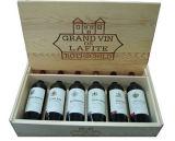 Caja de regalo de madera para vino, Embalaje Caja de Madera