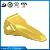 Excavator bend Replacement parts bend Teeth for mini Hydraulic Excavator