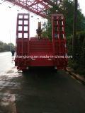 grue 5t montée par camion avec l'échelle