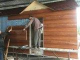 Панель изоляции жары панели стены доказательства PU декоративная декоративная