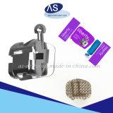 L'orthodontie auto ligaturant supports avec les crochets en tant que fabricants 12345