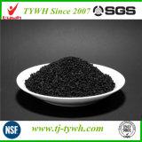 Carbón activado por adsorción alta en azúcar