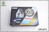 luz del coche de 12V 24V 3000lm G6 LED con las películas de color