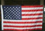 3X5 brodé en nylon drapeau américain
