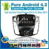 Zuivere Android 4.2 Car DVD Player voor Ford Focus 2012 met GPS TV van PC Radio Bluetooth Car Kit