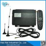 Cámara 4CH Mdvr del coche DVR del registrador HD del programa piloto de FHD 1080P con el GPS