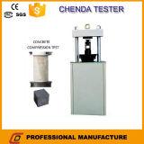 Macchina idraulica di prova di compressibilità di 200 tonnellate per la prova concreta di resistenza alla compressione