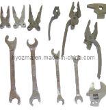 As peças fundidas de investimento de alta qualidade para ferramentas com Metal (HY-OC-032)