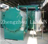 Linha de produção para a máquina do carvão vegetal do assado