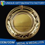 カスタム金属メダルとなされる工場