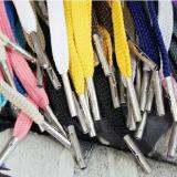 Calientes! Coloridos cordones de silicona, la moda parte Shoelace, cordones luminosos