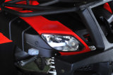 200cc Oli Cooled CVT Racing ATV para adulto (MDL 200AUG)