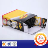 PVC Insulation Tape con Packing Box (BK)