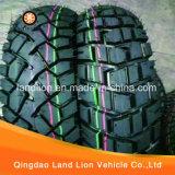 Profundo patrón para contener los neumáticos de caucho de alta Moto 3.00-18, 3.00-17