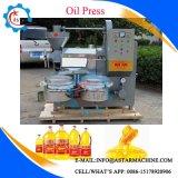 Soyabohne-automatische Ölpresse-Maschine für Verkauf
