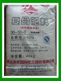 Meststof 30-10, de Meststof NPK van de samenstelling van Chemische producten