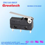 UL, ENEC approuvé 3A 125 / 250VAC 30VDC Sealed Mini Micro Switch