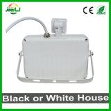 Новый стиль 20W белого или черного цвета датчика Светодиодный прожектор