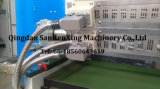 Machine de revêtement adhésif à rouleaux d'étiquettes autocollantes