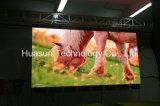 展示会のためにインストールすること容易なビデオ壁のための柔らかいLEDのカーテンP3.9mm
