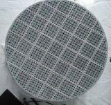 Filtro polverizzato diesel della cordierite dal filtrante di ceramica cellulare del favo