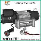 Argano elettrico resistente di CC 12V con CE