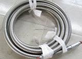 CNG 고압적인 내화성은 유압 통제 호스 회의 때린다