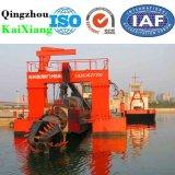 Земснаряд всасывания резца большой емкости Китая Kaixiang & драгируя машина & машина песка драгируя