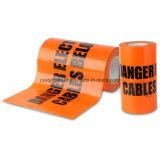 工場販売によって埋められる探索可能な警告テープ