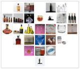 Frasco de vidro, frasco de vidro de vinho, 750 ml de vinho garrafa de vidro
