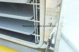 Heo-6D-B de Elektrische Oven van de Bakkerij met 4 Dienbladen en de Digitale Oven van de Convectie