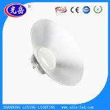 100W alta luz de la bahía del aluminio LED para industrial de interior