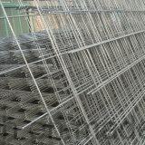 構築の補強によって溶接される金網