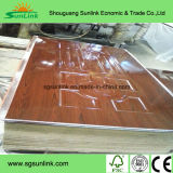 Peau en bois normale de porte du placage HDF