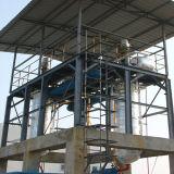 Двухступенный дистиллятор вакуума используемой машины очищения автотракторного масла (YHM-24)