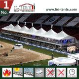 Tenda de 2 andares Tent de 2 andares oferecida para eventos esportivos PGA