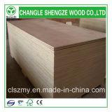 熱い販売の家具の等級E1の商業合板12-21mm