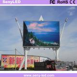 Hot-Sell SMD exterior P8 Pantalla LED fijo con una buena calidad y precio bajo