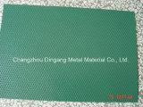 치장 벽토 다이아몬드는 루핑을%s 색깔에 의하여 입힌 알루미늄 코일을 돋을새김했다