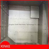 Hakenförmige Granaliengebläse-Maschine für Reinigungs-Metalloberfläche
