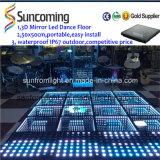 Qualität 3D LED preiswertes Dance Floor für Disco
