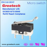 La Cina Supplier Small Micro Switches 0.1A 125V