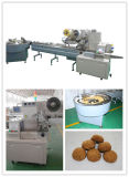 곡물 Bar Oat Meal Chocolate Automatic Food Feeding와 Packing Machine