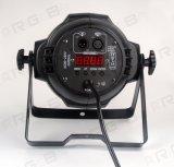段階軽いDMX制御RGBW LED 54 3W同価ライト
