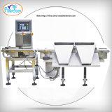 Máquina do detetor de metais do pesador da verificação do aço inoxidável