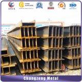 Intervenções estruturais a36 Aço Flange grande secção da viga I Tabela de Propriedades